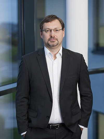 Portrait Helmut Wiesenberger
