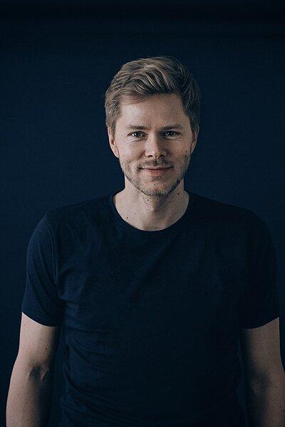 Portrait Christoph Fraundorfer