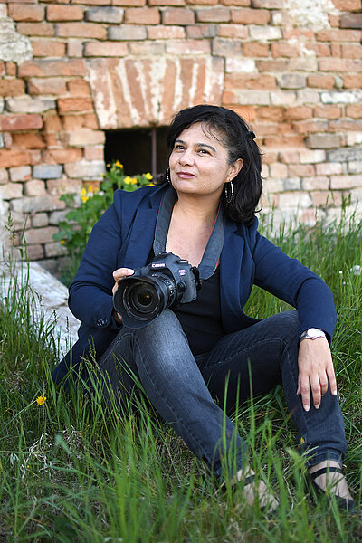 Portraitfoto Alexandra Brandstetter