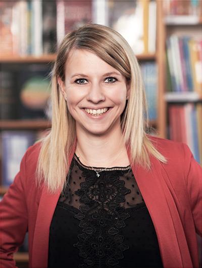 Portrait von Melanie Hofinger